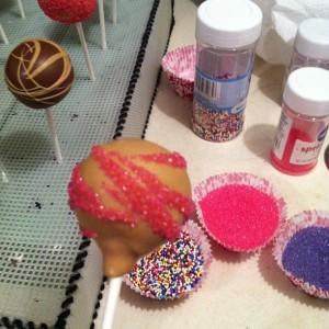 Cakepop fun