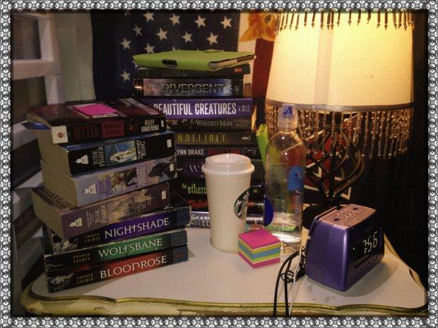 Yep. That is my Nightstand!
