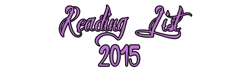 2015 Reading List – Awkward Heather