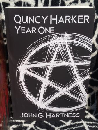 Quincy Harker